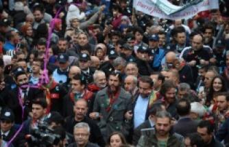Bursa'da Diriliş Ertuğrul oyuncuları ile fetih coşkusu
