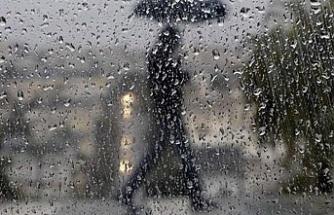 Marmara'da sıcaklıklar düşüyor... Yağmur kapıda!