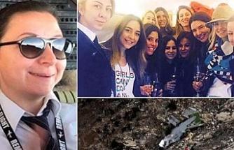 11 genç kadının hayatını kaybettiği Jet kazasının pilaotundan hala haber yok