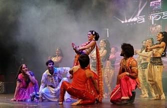 'Passage To Bollywood' Rüzgarı' Bursalıların gözünü kamaştırdı