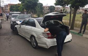 Bursa sokaklarında uyuşturucu tacirlerine polis takibi