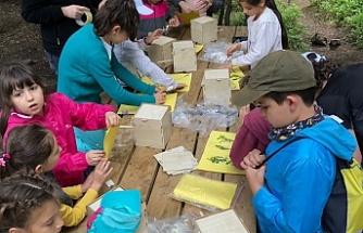 Çocuklar Bilim ve Doğa Kamplarında Uludağ'ın keyfini çıkardılar