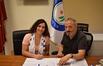Nilüfer Belediyespor Voleybol Takımı transferleri arka arkaya patlattı
