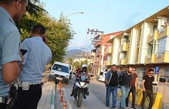 Otobanda kovalamaca... Polis kovaladı, uyuşturucu tacirleri kaçtı