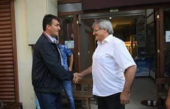 Başkan Dündar Bursalılarla bayramlaştı