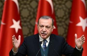 Cumhurbaşkanı Erdoğan'dan Bayramı mesajı