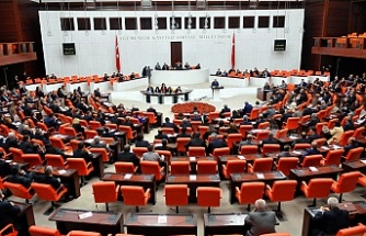 MHP af teklifini Meclis Başkanlığı'na sundu