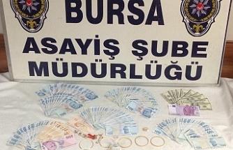 Bursa'da sahte polisler yakalandı!