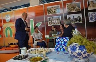 Bursa'da Turizm Fuarı'na İznik damgası