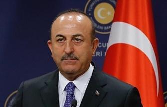 Çavuşoğlu'dan flaş Kaşıkçı açıklaması