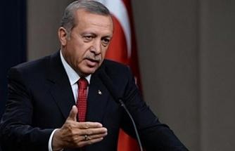 Cumhurbaşkanı Erdoğan, o davayı geri çekti!
