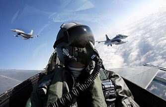 Hava Kuvvetleri'nde büyük operasyon!