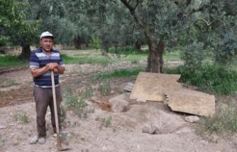 İznik'te Roma dönemine ait mezar bulundu