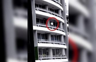 Selfie çekmek isterken 27. kattan düştü!