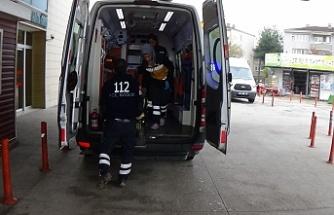 Bursa'da budama yaparken ağaçtan düştü, ağır yaralandı