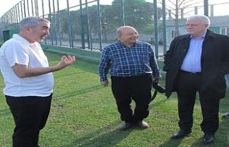 Bursaspor'dan dev proje