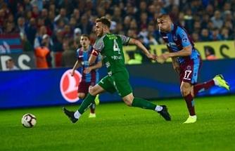 Bursaspor, Trabzonspor'u elinden kaçırdı!
