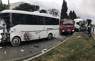 Trafik terörü! 10 ayda 3 bin ocağa ateş düştü