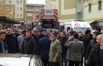 Bursa'da kaymakamlıkta intihar girişimi!