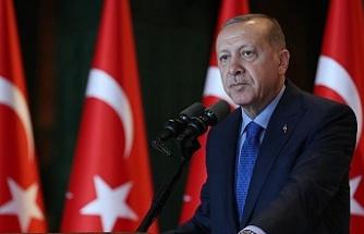 Cumhurbaşkanı Erdoğan'dan Kaşıkçı açıklaması
