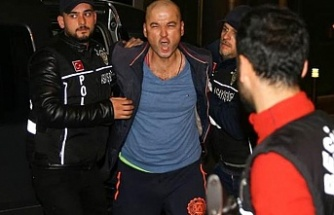 Murat Özdemir hakkında karar!