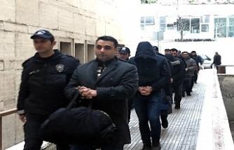 Bursa'daki FETÖ soruşturmasında 10 kişi tutuklandı