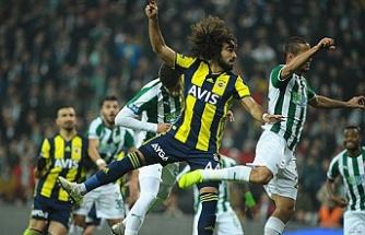 Bursaspor,  Fenerbahçe'yi elinden kaçırdı!