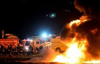 Meksika'daki patlamada ölü sayısı 89'a yükseldi