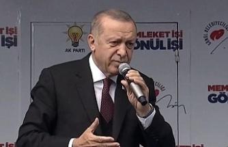 Başkan Erdoğan'dan Muğla'da müjde: 2050 yılına kadar....