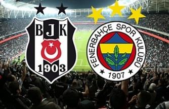 Beşiktaş - Fenerbahçe derbisinin günü ve saati belli oldu