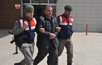 Bursa'da alacağını istediği şahıs baltayla öldürmüştü! Mahkemeye çıktı