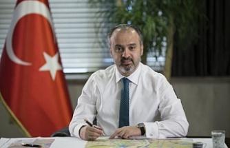 Başkan Aktaş'la büyük Bursa buluşması