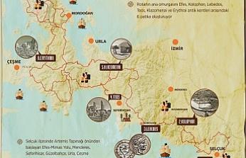 8 bin yıllık tarihi bir yolda yürüyüşe ne dersiniz?