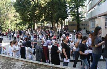 Bursa'da YKS'nin ikinci tur heyecanı