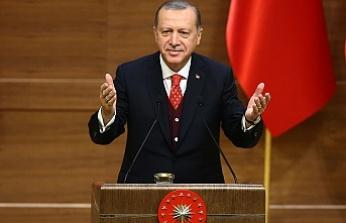 Cumhurbaşkanı Erdoğan'dan Kılıçdaroğlu ve 72 CHP'li vekile dava