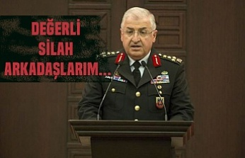 Yeni Genelkurmay Başkanı Yaşar Güler'den ilk mesaj geldi