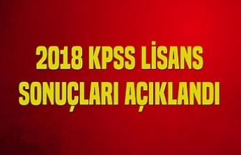 2018 KPSS Lisans ve ÖABT sınav sonuçları açıklandı