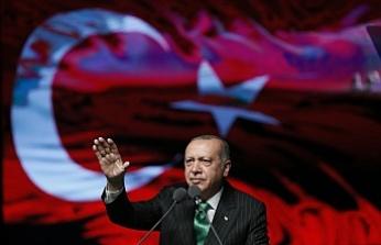 """Cumhurbaşkanı Erdoğan'dan flaş ekonomi açıklaması: """"Bizde kriz falan yok"""""""