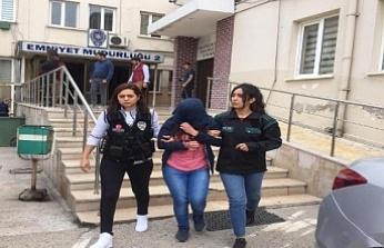 Vatandaşın ihbarı ile yakalanan 2 uyuşturucu taciri tutuklandı