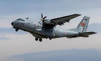 Manisa'da uçak düştüğü iddiası