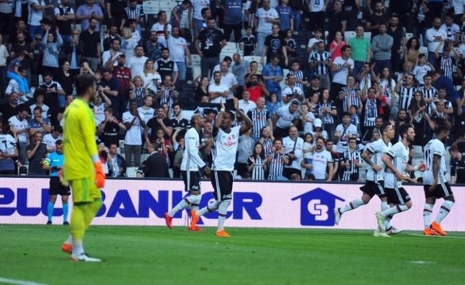 Beşiktaş Şampiyonlar Ligi'ni kaçırdı