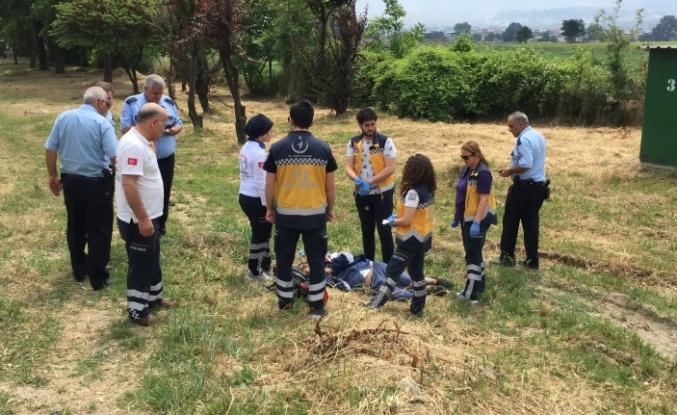 Bursa'da tedavi gördüğü hastaneden kaçan adam ölü bulundu