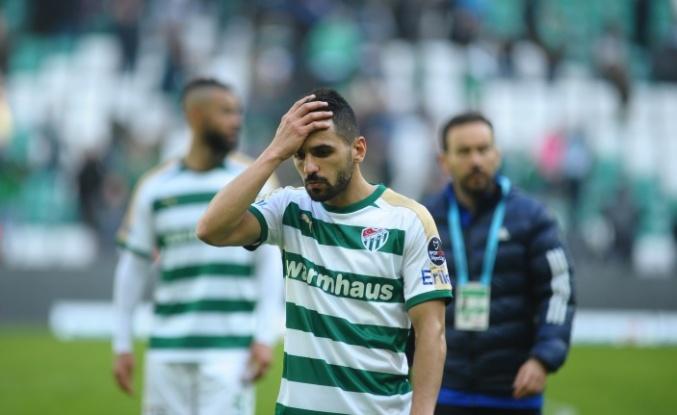 Bursaspor kabus gibi bir sezon geçirdi