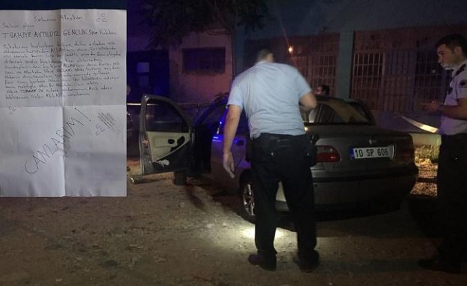 Bursa'da engelli kardeşini taciz eden adamı öldüren Yusuf'tan mektup