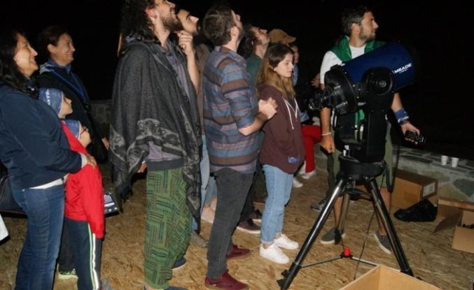 Zirvede 'Astrofest' heyecanı