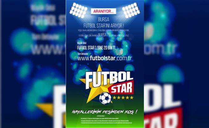 Bursa yepyeni bir yarışma ile tanışıyor! 20 bin TL ödüllü 'Futbol Star' başlıyor