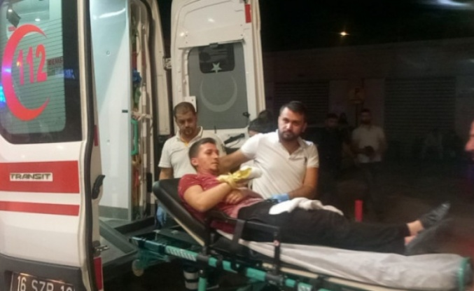 Bursa'da aile içi kavgada bıçaklar çekildi: 3 yaralı