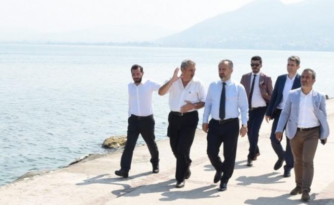 Bursa'da temiz deniz için seferberlik!