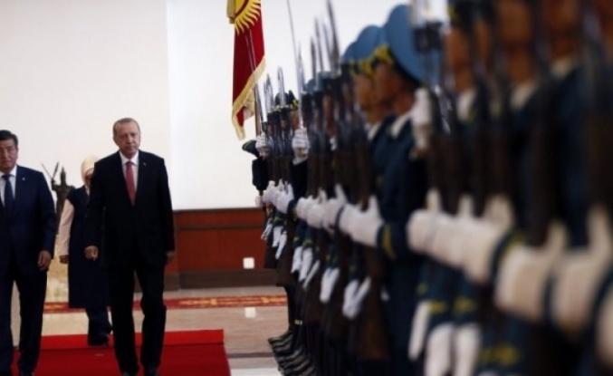 """Cumhurbaşkanı Erdoğan açıkladı: """"2020'de Türkiye'de yapılacak"""""""