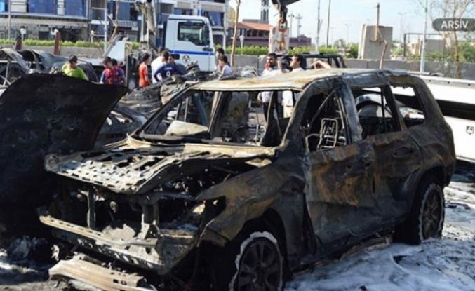 Irak'ta bombalı saldırı: 6 ölü, 43 yaralı